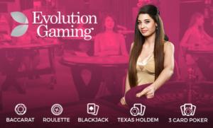 situs bandar taruhan casino online modern terpercaya evolution gaming - macau303.id