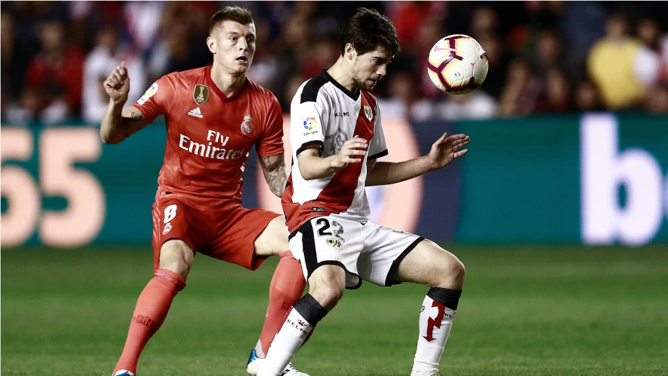Prediksi Rayo Vallencano vs Real Madrid 29 April 2019