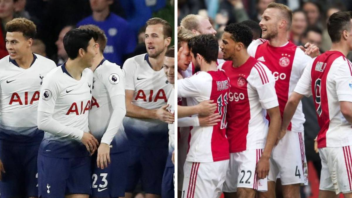 Prediksi Tottenham vs Ajax Amsterdam 01 Mei 2019