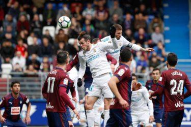 Prediksi Real Madrid vs Eibar Tanggal 6 April 2019
