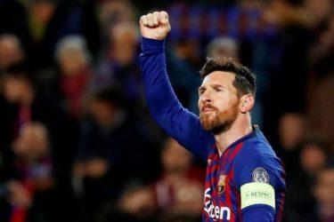 Lionel Messi Inginkan Trofi Liga Champions