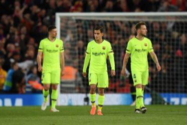 Pemain yang Harus Dilepas Barcelona Setelah Tersingkir dari UCL