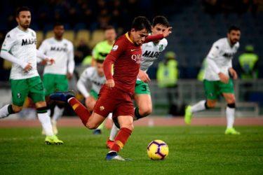 Prediksi Sassuolo vs AS Roma Tanggal 19 Mei 2019